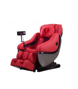 Masážní křeslo 3D ZERO GRAVITY DELUXE červené