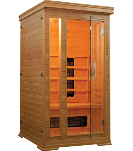 Infračervená sauna Sanotechnik Punto 90x90x190cm