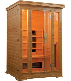 Infračervená sauna Sanotechnik Carmen 120x120x190cm
