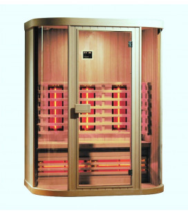 Infračervená sauna New York 152x112x195cm